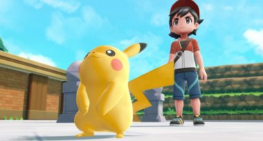 Playable Demo Now Available for Pokemon: Let's Go, Pikachu! and Eevee!