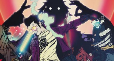 Key Visual Art Revealed for Travis Strikes Again: No More Heroes