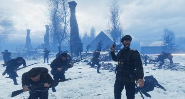 """WWI Multiplayer Shooter """"Tannenberg"""" Releases February 13, 2019"""