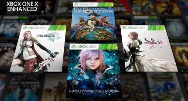 Final Fantasy XIII Trilogy Added to Xbox One Backwards Compatible List
