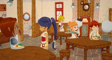 Little Dragon's Cafe Out Now on PC