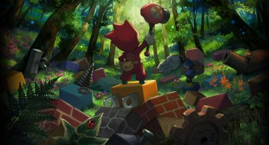 """Bandai Namco Announces Ninja Box, a """"Super Large-Scale Crafting Game"""" for Switch"""