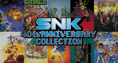 SNK 40th Anniversary Collection Review – New Japan Project