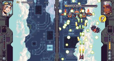 """Competitive Shmup """"Rival Megagun"""" Launches for PC and Consoles on November 29"""