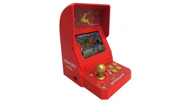 NEOGEO Mini Christmas Limited Edition Announced