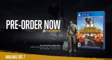 PlayerUnknown's Battlegrounds Officially Coming to PS4 on December 7