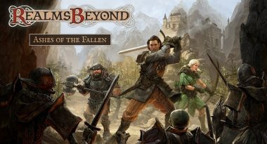 German CRPG Realms Beyond: Ashes of the Fallen is Successfully Funded