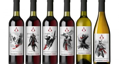 Ubisoft Launches an Assassin's Creed-Themed Wine Collection