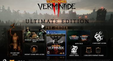 Warhammer: Vermintide 2 Launches for PS4 on December 18