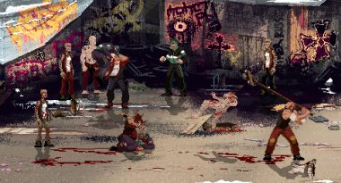Mother Russia Bleeds Now Available for Switch