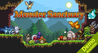Monster Sanctuary Hands-on Preview – Metroidvania Monster Ranching Madness