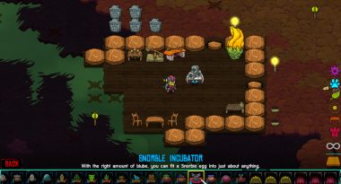"Crafting RPG ""Crashlands"" Gets Couch Co-Op, Switch Port"