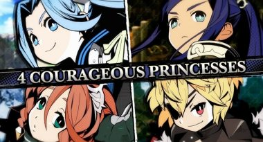 New Trailer for The Princess Guide Introduces the Four Knight Princesses