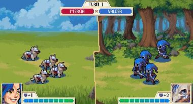 Dog Unit Animation in Wargroove Altered So Dogs Never Go to Heaven