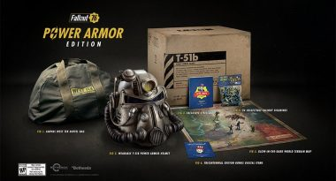 Fallout 76 Power Armor Edition Replacement Canvas Bags Finally Shipping Next Week