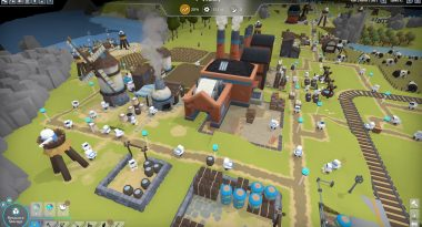 Niche Spotlight – The Colonists: Adorable Automaton Space Colonization