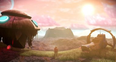"""""""Visions"""" Update Revealed for No Man's Sky, Launches November 22"""