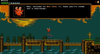 New Update for The Messenger Adds New Game+ Mode, Controls Remapping, and More