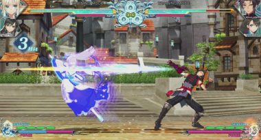 Blade Arcus Rebellion from Shining Announced for Switch, PS4