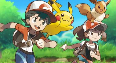 Pokemon: Let's Go, Pikachu! and Eevee! Review – The Kanto-bury Tales
