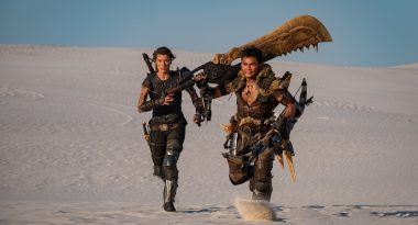 New Photo for Hollywood Monster Hunter Movie Shows Off Actual Monster Hunter