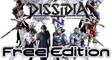 Free-to-Play Version for Dissidia Final Fantasy NT Now Available in Japan