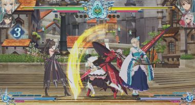 Debut Trailer and Screenshots for Blade Arcus Rebellion from Shining