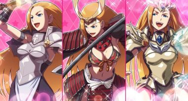 New SNK Heroines: Tag Team Frenzy DLC Character Jeanne Announced