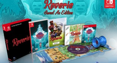 Reverie Limited Edition Giveaway from Playasia and Niche Gamer