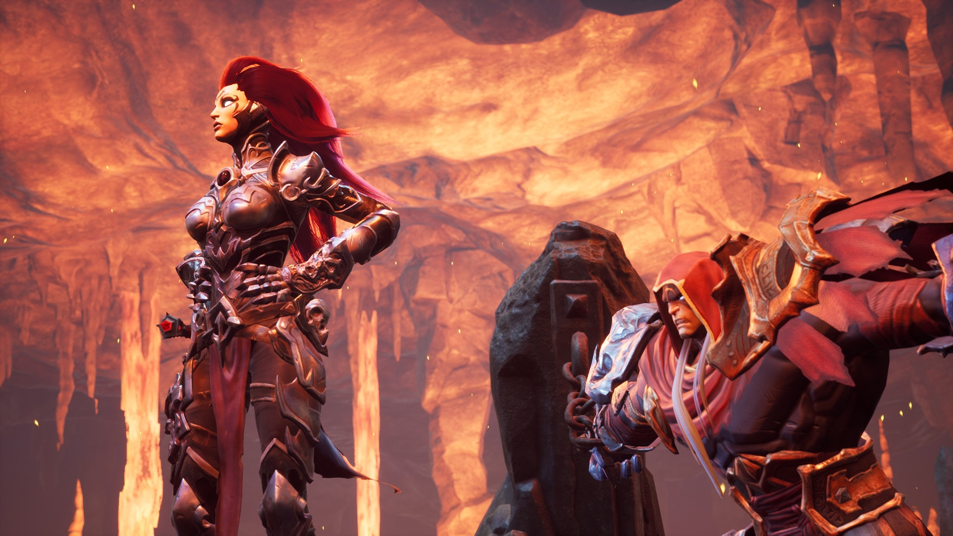 Darksiders III Review - Angry Souls - Niche Gamer