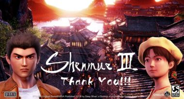 Shenmue III Crowdfunding Totals $7.18 Million