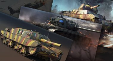 "Next ""War Thunder"" Update Brings the Italian Ground Forces"