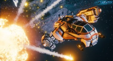 Space-Faring Roguelike Everspace Gets a Switch Port on December 11