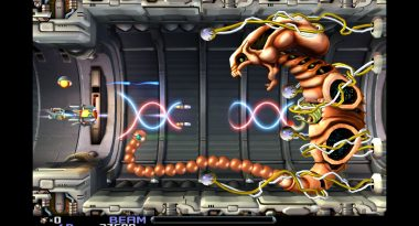 R-Type Dimensions EX Now Available for PC and Switch