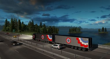 New DLC for Euro Truck Simulator 2 Hits the Baltic Coast