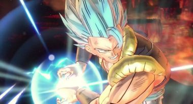 SSGSS Gogeta Joins Dragon Ball Xenoverse 2 in Winter 2018