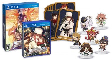 Limited Edition Revealed for Code: Realize ~Wintertide Miracles~