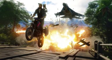 Launch Trailer for Just Cause 4