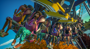 Magnificent Rides Collection DLC for Planet Coaster Arrives December 18