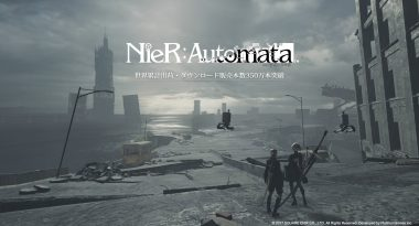 NieR: Automata Shipments and Digital Sales Top 3.5 Million Units