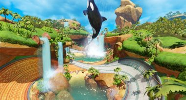 Whale Lagoon Map Revealed for Team Sonic Racing