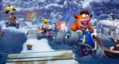 Crash Team Racing Nitro-Fueled Announced for PS4, Xbox One, and Switch