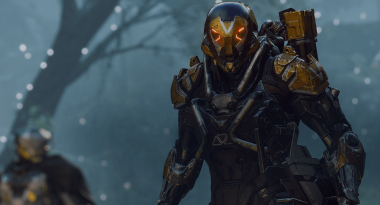 New Game Awards 2018 Trailer for Anthem