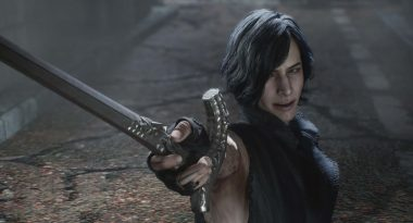 """New Devil May Cry 5 Trailer for Newcomer """"V"""""""