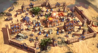 First Co-op Gameplay for Conan Unconquered