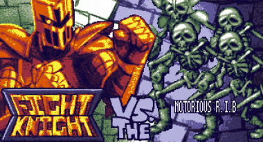 """Dungeon Crawling Brawler """"Fight Knight"""" Launches in Spring 2019"""