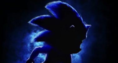 First Teaser Poster for Sonic the Hedgehog Movie