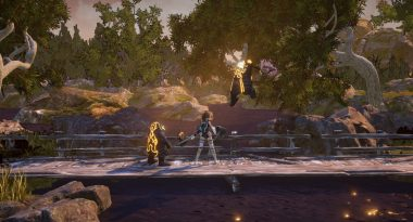 "Time-Bending Metroidvania Game ""AeternoBlade II"" Launches in Q1 2019"