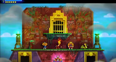 Prove Yourself to a God in New DLC for Guacamelee! 2