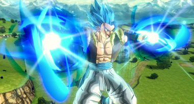 New Dragon Ball Xenoverse 2 Screenshots for SSGSS Gogeta